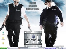 Hot Fuzz by rond