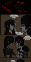 Adventures With Jeff The Killer - PAGE 103 by Sapphiresenthiss