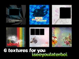 Pack Texture XV by Iseeyoulaterboi
