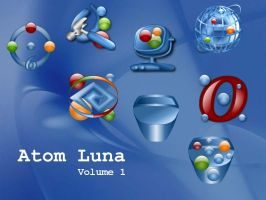 Atom Luna Volume I by sevensteps2heaven