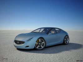 Mazda RX-Z concept 17 by cipriany