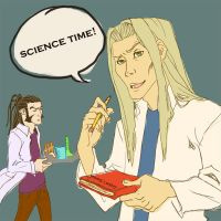 Science Time :-O by heartbroken-girl