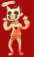 Zacharie (OFF) by tempestSylph