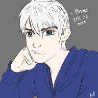 Please Tell Me More by xCandySlice
