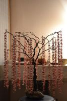 The tree of 1000 cranes - indoors by cridiana