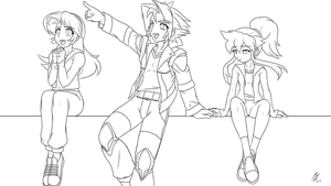 reunion (Unpainted) by mauroz