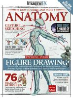 ImagineFX: How to Draw and Paint Anatomy Volume 2 by ClaireHowlett