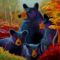The Bears of Lathrope by ArtofJeffHebert