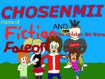 ChosenMii 2016 Title Screen by ChosenMii