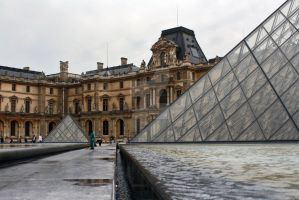 Euro Trip: Louvre by ThunderChildFTC