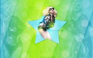 |Wallpaper|Telephone| by AHTZIRIDIRECTIONER