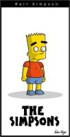 Bart Simpson by adsta