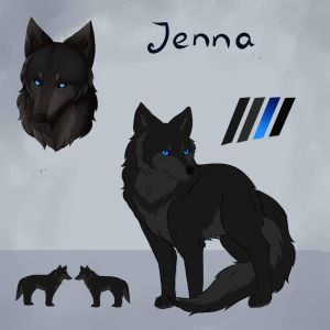 Ref Jenna by starmoon2000