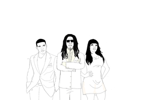Young Money Elites WIP by Ddog04