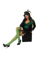 Lady Luck (Pre Cut 3) by MadSDesignz