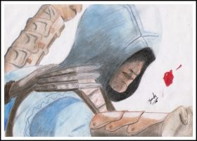 Altair from Assassin's Creed by Yowie1991