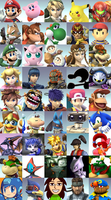 Rumble Roster: Updated 11-11 by FantasticSpiderMan