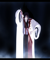 Scary Unohana by Tremblax