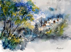 watercolor 116070 by pledent