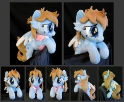 Forget-Me-Not by fireflytwinkletoes