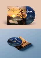Fredde CD Mockup by Avalonis