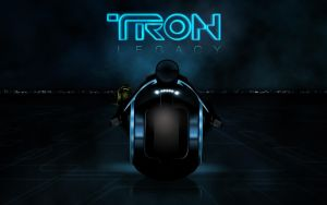 Tron Legacy Wallpaper by mrjekill