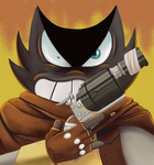 Gunslinger by Lightrail