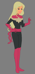 Captain Marvel (Carol Danvers) by Clonetroopsrule344