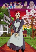 Anne of Green Gables by DarkKnight81