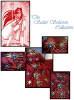 The Sailor Solarion Collection by JoJiaMystie