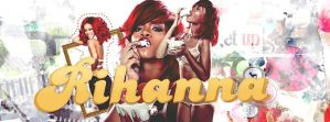 rihanna by sellysell