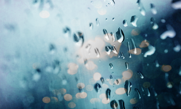 Drops Of Bokeh by kahlee-kat