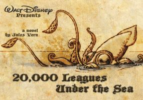 20,000 Leagues Title Card by 1Caribe