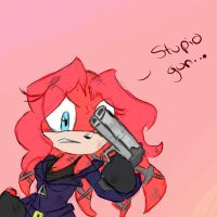Stupid gun... by Julie-su15