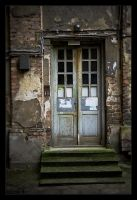 doors to empty home by 5mm