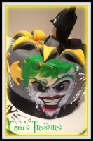 Batman Cake! by gertygetsgangster