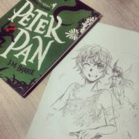 Peter Pan by EndBritoNunes