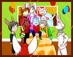Happy 4th Birhday Cody by Julius-and-Friends
