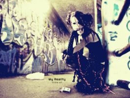 My Reality by flina