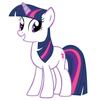 Vector Twilight Sparkle bez tla Kyss.S by KyssS90