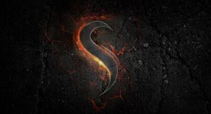 Shomy Logotype -LAVA EDITION- by dsquaredgfx