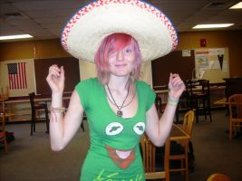 The Mexican Hat by Allisaur93