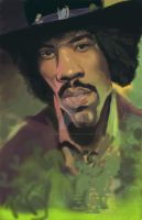 Jimmy Hendrix by TheDrawingdepot