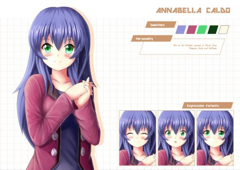 Commission: Annabella by Prophosphere