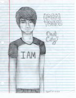 ::I AM : ADAM YOUNG:: by LuCkYrAiNdRoP