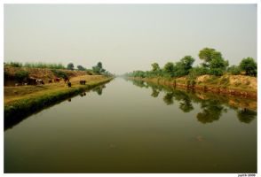 Kasur Canal by Jupit3r