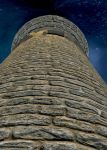 Castle tower perspective by Prowhiz