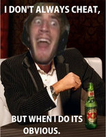OH PEWDIE by Reaper9982