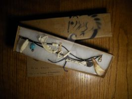 Packaging - VooDoo Bracelet by Shamans-Yoik