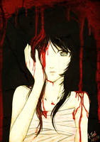 Blood and Tears by aLyTeh